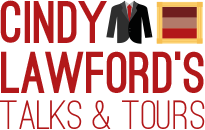 Cindy Lawford's Talks and Tour