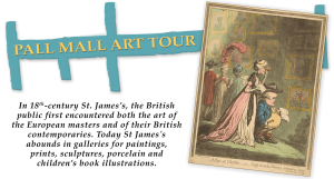 Pall Mall Art Tour with Dr Cindy Lawford - London and St James's Art Tours