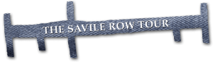 The Savile Row Tour: Men's Fashion Heritage with Dr Cindy Lawford